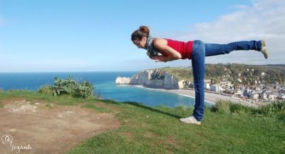 Yoga Etretat Normandie