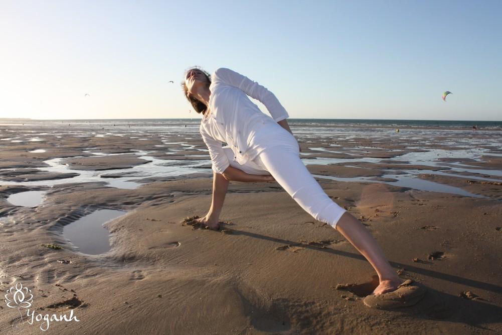 Yoga Normandie Plage