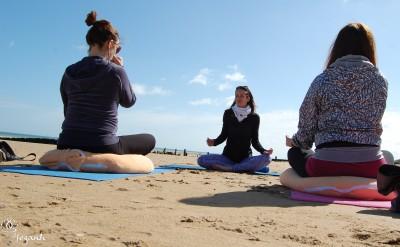 Yoga prenatal Courseulles sur mer