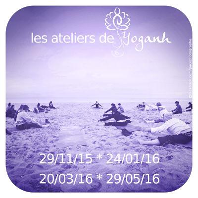 Ateliers yoga Caen