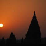 Sunset - Yoganh
